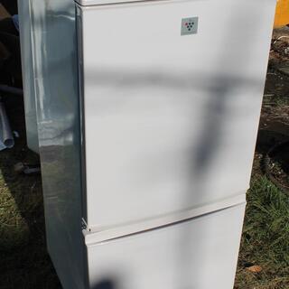 SHARP 2ドア 冷凍冷蔵庫 2014年製 137L 宮前区
