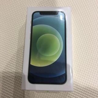 【ネット決済・配送可】iPhone12 mini グリーン si...