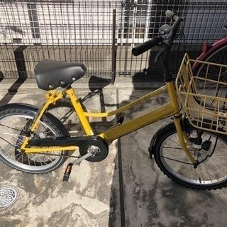 【受渡予定者様 決定】ミニベロ 小型自転車