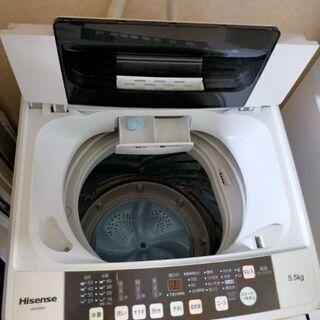 一人暮らし用の冷蔵庫と洗濯機を無償でお譲りします