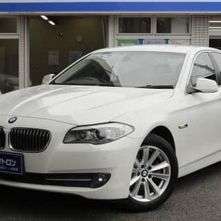 みなさん待っていましたよね?BMW5シリーズ入庫です!