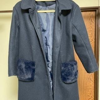冬用コート 女の子 150