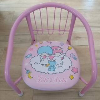 美品★ キキララ★子供用★椅子
