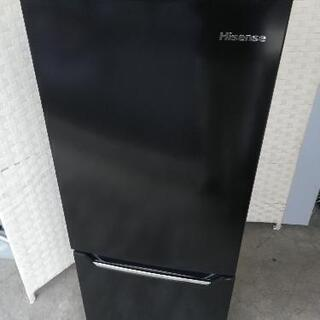 【配送無料】本日のイチ押し!ハイセンス冷蔵庫⭐150L⭐2019年製 超美品⭐JK26