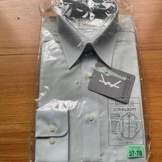 ソフトドレスシャツ 新品未使用