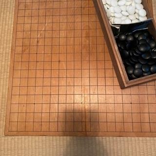 碁盤 足つき 碁石セット