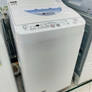 🎵SHARP(シャープ) 5.5kg洗濯機 🎶定価¥42,000...