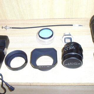 ペンタックス値下げ SL本体 フイルムカメラ 一式 4千円