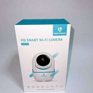 《ネットワークカメラ》HeimVision HM202A 見守りカメラ