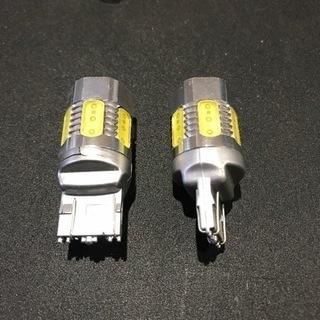 LED T20 ホワイト・アンバー