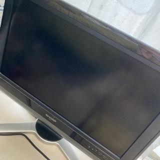 AQUOS LC26D50 液晶テレビ 傷あり