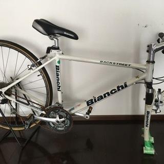 ロードバイク Bianchi 中古