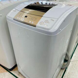 💜Haier(ハイアール) 7.0kg洗濯機 🎃定価¥35,88...