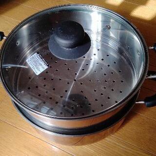 ニトリ 蒸し器 鍋