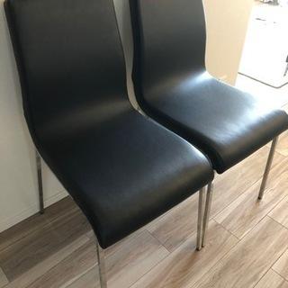 椅子 チェア 2つセット