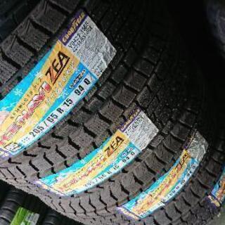 205/65R15 アイスナビ タイヤ