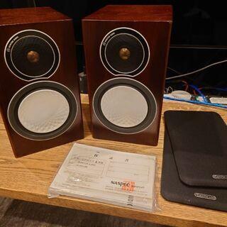 【再投稿】MonitorAudio Silver1