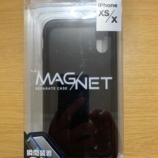 アイホンX用マグネットカバー 未使用品