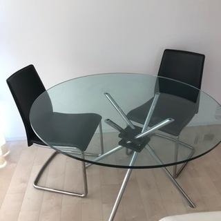大塚家具のダイニングテーブルセット