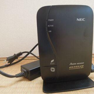 NEC WiFiルータ 11n/g/b(2.4GHz帯) 2×2...