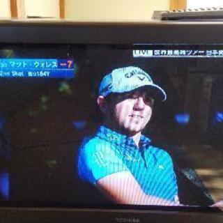 東芝28型ハイビジョンテレビ28DZ100