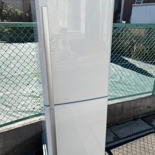 2006年製 三菱 大容量2ドア 冷凍冷蔵庫 MR-H25…