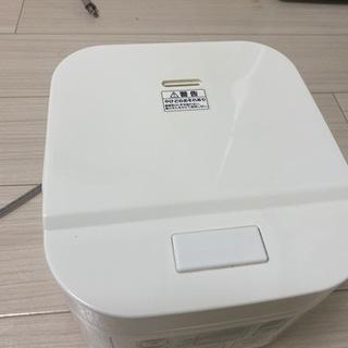 【美品】1人用の炊飯器