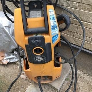 RYOBI 高圧洗浄機 AJP-1700VGO
