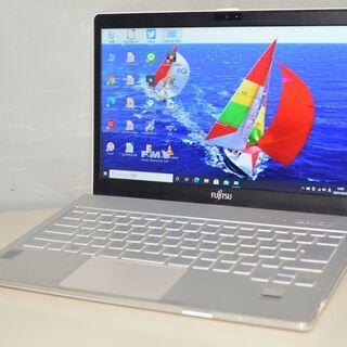 【ネット決済・配送可】中古良品軽量ノートPC Windows10...