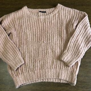 INGNI 柔らかセーター