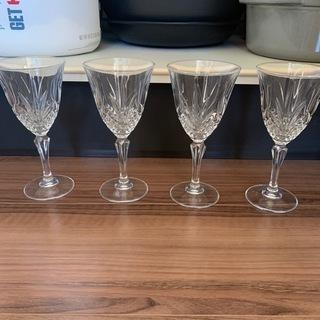 ザルツブルク ワイングラス 4個セット