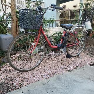 【ネット決済】パナソニック電動自転車