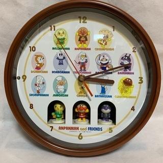 アンパンマン からくり時計 値下げしました。