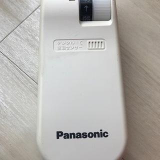 Panasonic 洗える電気毛布