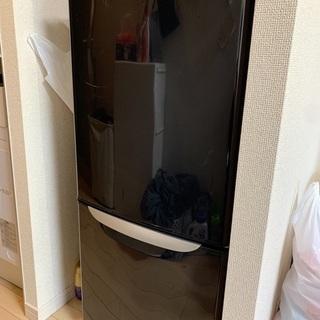 national 冷蔵庫一人暮らし用、差し上げます。