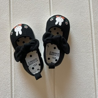 ミッフィー靴13センチ