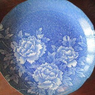 ◆未使用品 牡丹が描かれた素敵な和皿◆5枚で930円