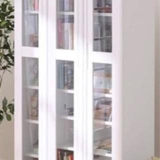 本棚『ニトリ』扉付き