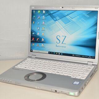 【ネット決済・配送可】中古軽量ノートPC Windows10+o...