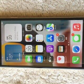 iphone6s gold 16GB SIMフリー バッテリー9...