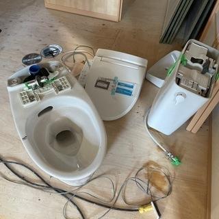 解体済み トイレ未使用