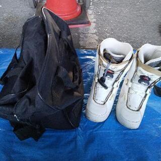 1023-022 スノーボード靴