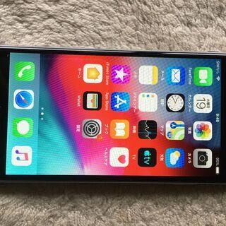 【ネット決済・配送可】iphone6 silver 32GB S...
