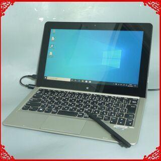 【ネット決済・配送可】中古動作良品 タブレット 超高速SSD フ...
