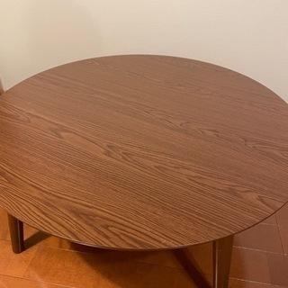 【定価29,000円】ニトリ こたつテーブル(円形)
