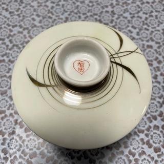 有田焼の茶わん蒸し陶器【17個あります】