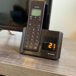シャープ 固定電話