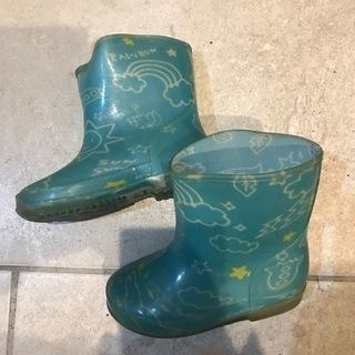レインブーツ☺︎13㎝ 雨靴