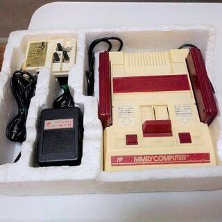 ① ジャンク品 Nintendo 任天堂 ファミコン 初代ファミ...