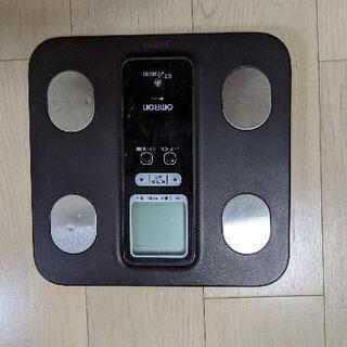 【ネット決済】OMRON 体重計